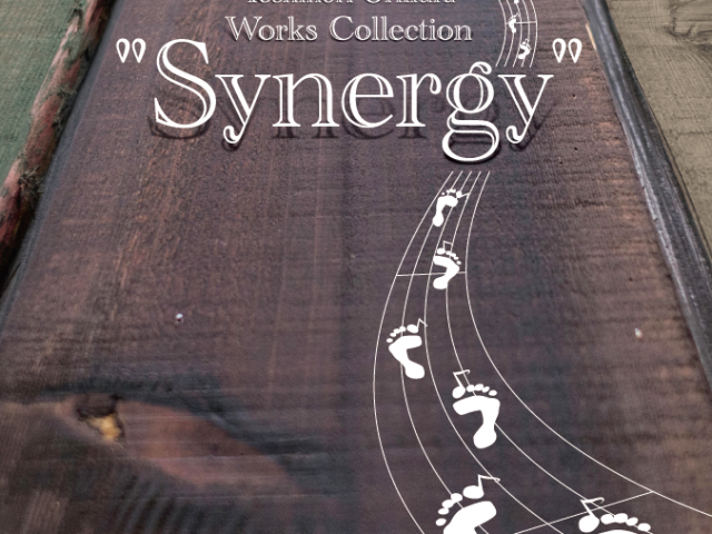 "折倉俊則 Works Collection ""Synergy"""
